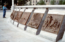 United States Navy Memorial Reliefs