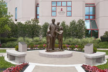 Danny Thomas and the Children, St Jude Children's Research Hospital.